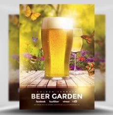 Beer Garden Flyer 1
