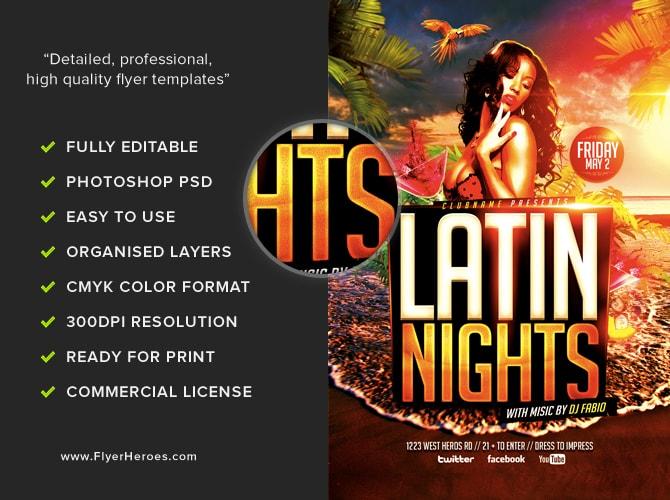 Latin Nights 17