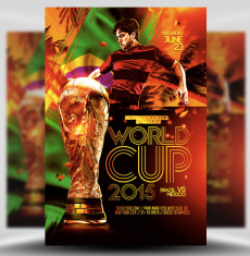 Worldcup Flyer Template 2 1