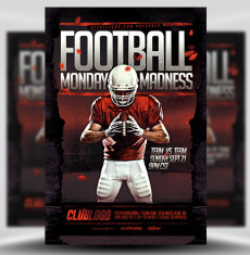 Sports Flyer Templates for Sporting Events - FlyerHeroes