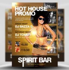 Hot House Promo