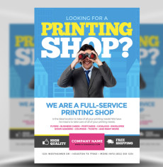Business Flyer Templates for Corporate Events and Promotions ...