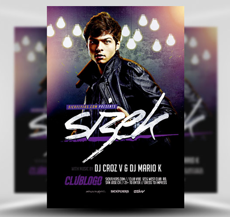 Flyer Download Free Yeniscale