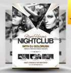 FH Nightclub Flyer Template - Included!