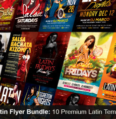 Latin Nights Bundle 1