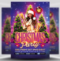 Christmas Flyer Template 1