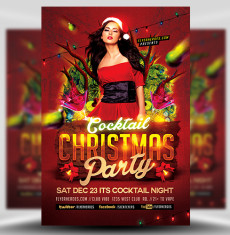 Christmas Flyer Template v2 1