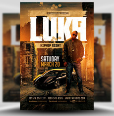 Luka Flyer Template FH 1