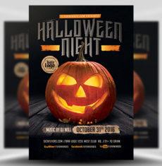 pumpkin-halloween-night-flyer-template-1