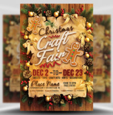 christmas-craft-fair-flyer-template-1