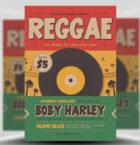 Retro Reggae Music Party Fl-Graphicriver中文最全的素材分享平台