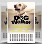 Professional Dog Walker Fly-Graphicriver中文最全的素材分享平台