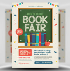 Back To School Book Fair 1