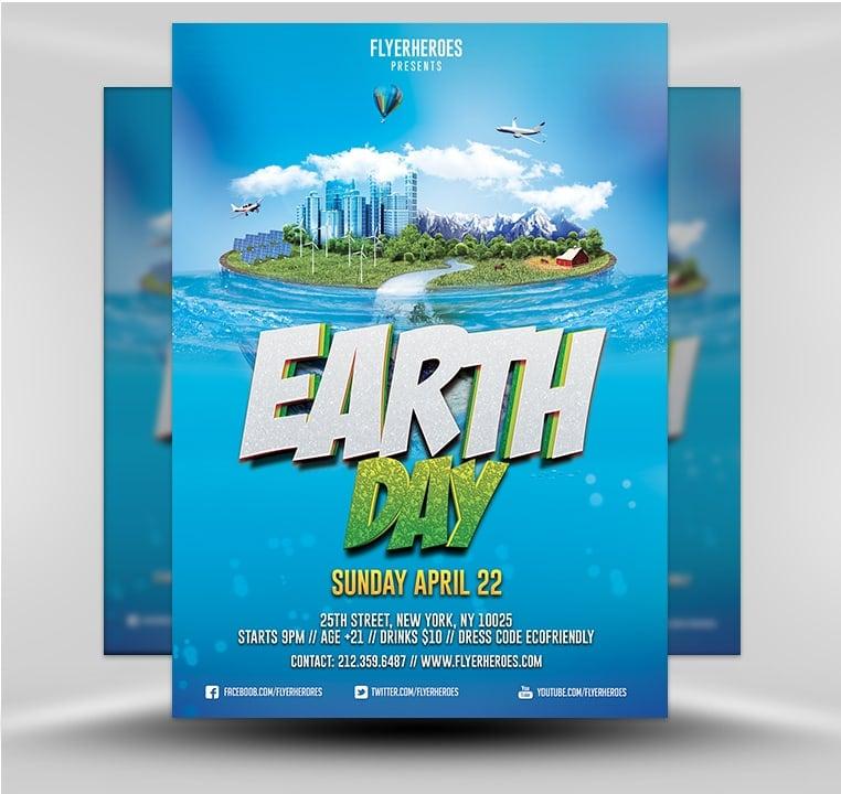 Earth Day V1