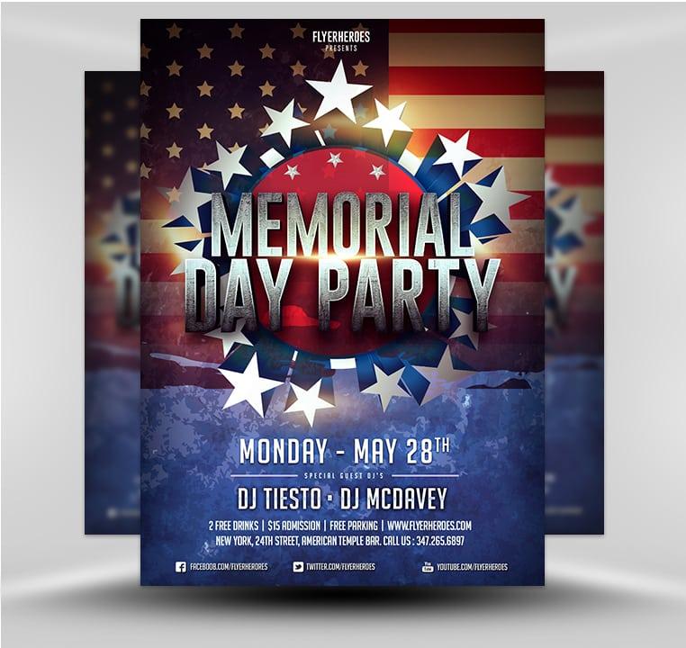 Memorial Day V1