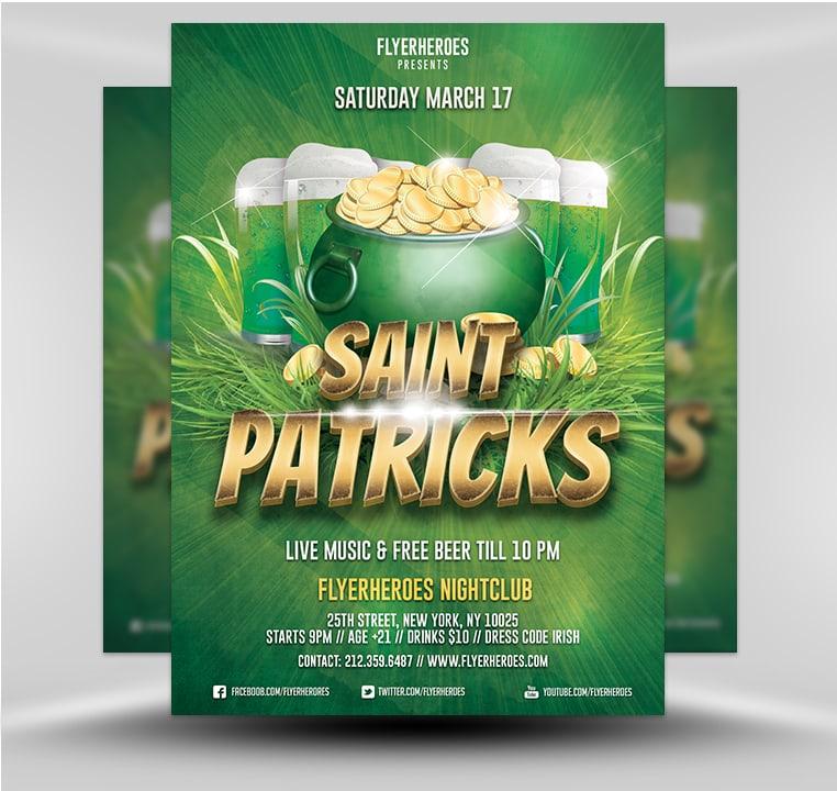St. Patrick's Flyer 2.2019