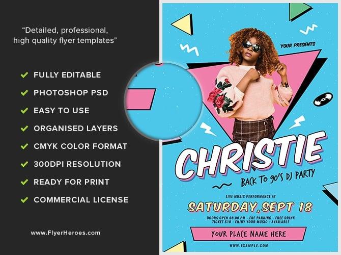 club flyer 03