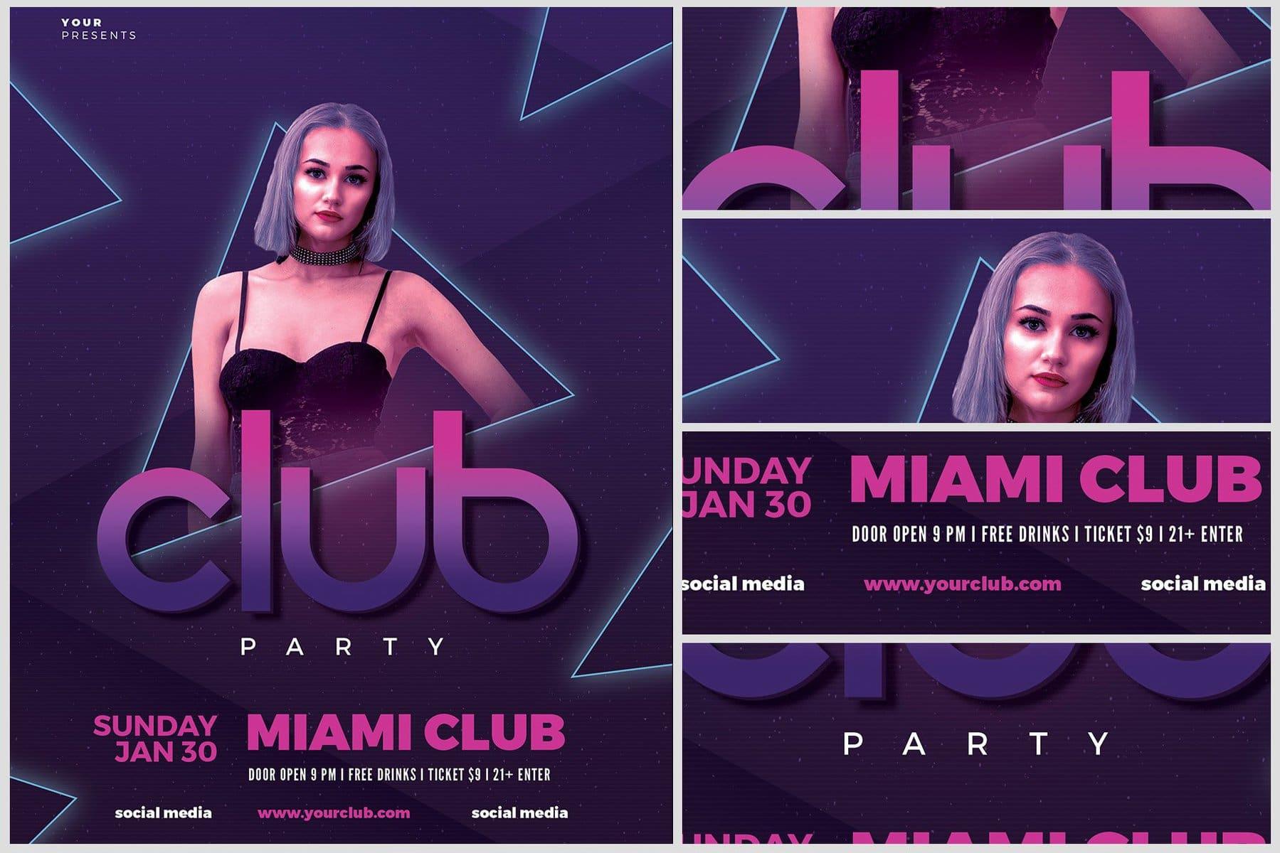 club flyer 01-19